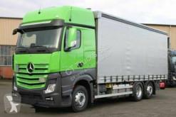 Camião cortinas deslizantes (plcd) Mercedes Actros 2546