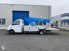 Vrachtwagen Mercedes-Benz Sprinter + Denka DL-21, Autohoogwerker tweedehands hoogwerker