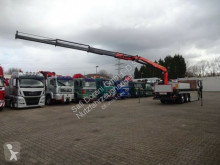 Camion cassone fisso Mercedes Actros 2536 Baustoff + PK 24000 + FUNK