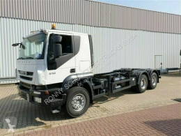 Trakker AT260T41 6x4 Trakker AT260T41 6x4 Autom. грузовое шасси б/у