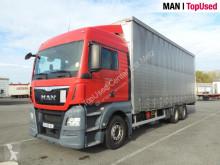 Camion savoyarde MAN TGX 26.480 6X2-2 BL