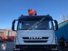Camion Iveco Trakker 450 plateau ridelles occasion
