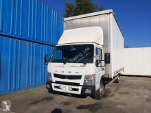 Camion Mitsubishi Canter 7C15 rideaux coulissants (plsc) occasion