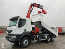 Camion ribaltabile bilaterale Renault Kerax 430 DXI