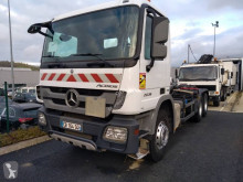 Camion Mercedes Antos 2636 polybenne occasion