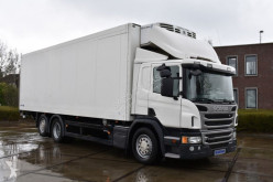 Scania P 410 truck used mono temperature refrigerated