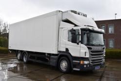 Scania egyhőmérsékletes hűtőkocsi teherautó P 410