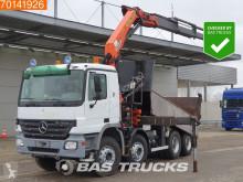 Camión volquete volquete bilateral Mercedes Actros 4144