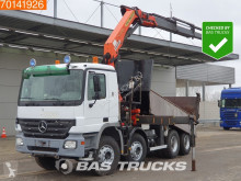 Camion bi-benne Mercedes Actros 4144