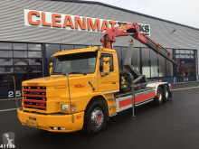 Scania T truck used hook arm system