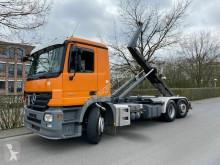 Mercedes billenőplató teherautó Actros Actros 2541 L 6x2 Abrollkipper/Meiller 20.67/ D-