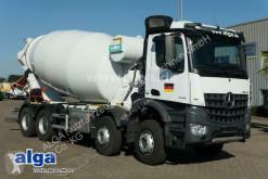 Camion béton toupie / Malaxeur Mercedes 4142 B Arocs 8x4, Euro 6, IMER-LT 12m³, Klima