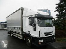 Camión tautliner (lonas correderas) Iveco Eurocargo 120 E 22