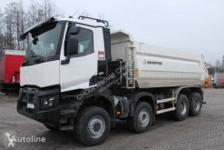 Camion Renault HEAVY 430 KM benne occasion