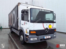 Mercedes Atego 1317 truck used tautliner