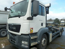 Camion polybenne MAN TGS 26.400