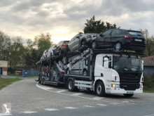 Scania P 440 truck used car carrier