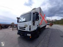 Camião caixa aberta com lona Iveco Eurocargo 120 E 25