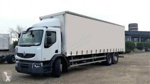 Kamión plachtový náves Renault Premium 380.26