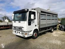 Camión remolque ganadero Iveco Eurocargo 100 E 21 DP tector