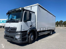 Camion Mercedes Antos 1836 obloane laterale suple culisante (plsc) second-hand