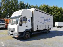 Camion MAN LE 8.220 rideaux coulissants (plsc) occasion