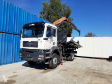 Camion MAN TGA 18.310 benne occasion
