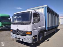Camión remolque ganadero Mercedes Atego 1223