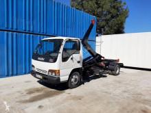 Isuzu NQR truck used hook arm system