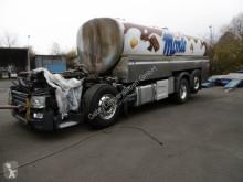 Teherautó Unfall - Brandschaden - 160.000 km (Nr. 4777) használt alváz