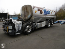 Camión Unfall - Brandschaden - 160.000 km (Nr. 4777) chasis usado