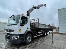 Camion Renault Premium Lander 370 benne occasion