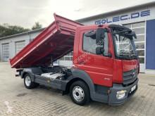 Ciężarówka Mercedes 818 4x2 EURO6 Dreiseitenkipper Top Zustand! wywrotka trójstronny wyładunek używana