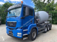 Camión MAN TGS 35.440 8x4 Euro 5 Betonmischer Liebherr hormigón cuba / Mezclador usado