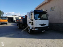 Renault two-way side tipper truck Midlum 270 DCI