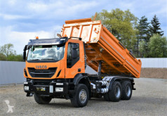Camión volquete Iveco Trakker 450 Kipper 4,90 m + BORDMATIC* 6 x4 !
