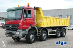Cap tractor Mercedes Actros 4146 K Actros 8x6, Wechselsystem SZM, 265.000km second-hand