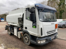 Lastbil Iveco Eurocargo 100E18 tank råolja begagnad