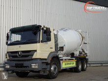 Camion béton toupie / Malaxeur Mercedes Axor 2633