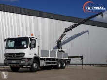 Camion cassone Mercedes Actros 2636