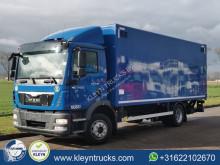 Camião MAN TGL furgão usado