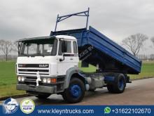DAF 2700 ATI truck used three-way side tipper