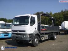 Camion plateau Renault Kerax 320.19