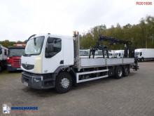 Kamion plošina Renault Premium 370.26