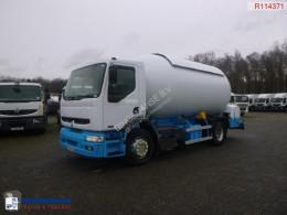 Camion citerne à gaz Renault Premium 270.18