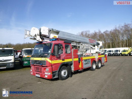Volvo FM12 truck used fire