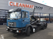 MAN hook arm system truck FE 26.364