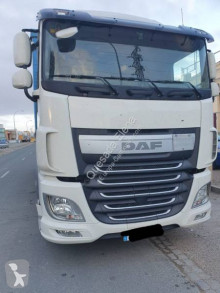 DAF XF 460 SSC truck used tautliner