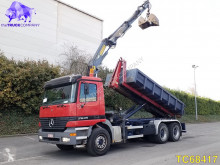 Camion polybenne Mercedes Actros 2635
