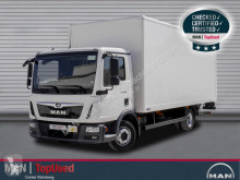 Camião furgão MAN TGL 8.190 BL-KOFFER-AHK-LBW-3SITZER-KLIM